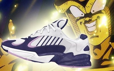 Playeros Adidas Dragon Ball